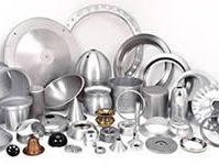 Range Of Products Produced By Metal Spinning. jpg